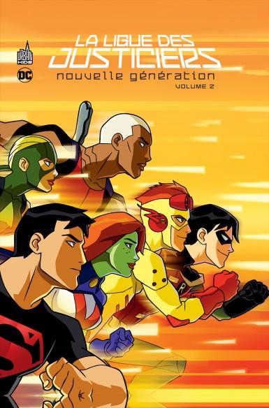 La Ligue Des Justiciers : Nouvelle Génération : ligue, justiciers, nouvelle, génération, Ligue, Justiciers, Nouvelle, Génération, Urban, Comics