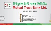 Mutual Trust Bank Management Trainee Job Result