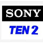 Sony ten 2 live