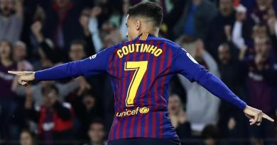 The Coutinho data that leaves us amazed
