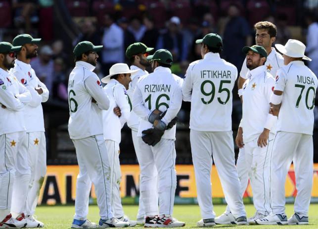 বাংলাদেশের বিপক্ষে দুটি টেস্ট খেলবে পাকিস্তান। ছবি: এএফপি