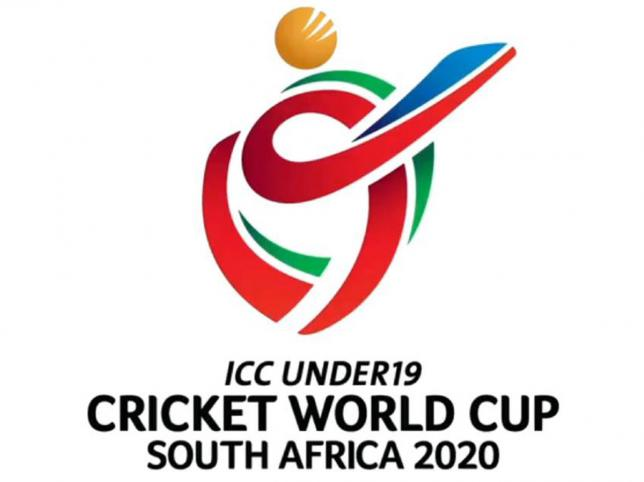 ICC Under-19 World Cup Logo. Photo: UNB