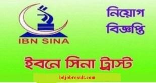 IBN Sina Trust Job Circular