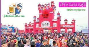 Banijjo Mela Part Time Job Circular