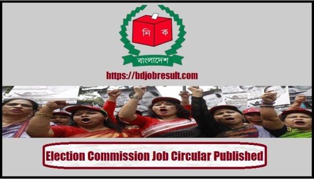 ECS Job Circular