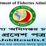 DOF Admit Card 2020