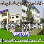 NACTAR Exam Result 2021