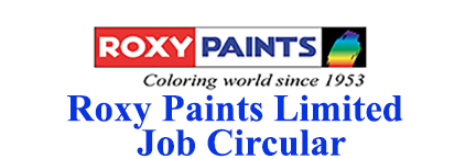 Roxy Paints Limited Job Circular