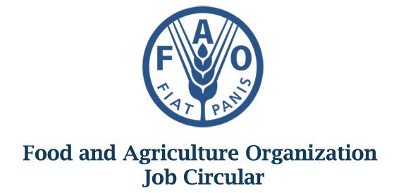 Food and Agriculture Organization (FAO) Bangladesh Job Circular