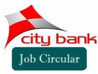 The City Bank Limited Job Circular