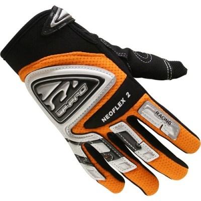 Bike It GP-Pro Neoflex 2 Motocross Gloves Orange