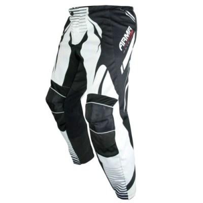 MT Armr Motocross Trousers Black