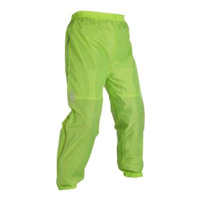 Oxford Rainseal Waterproof Motorbike Over Trousers Yellow