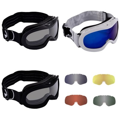 Oxford Fury Junior Motocross Goggles