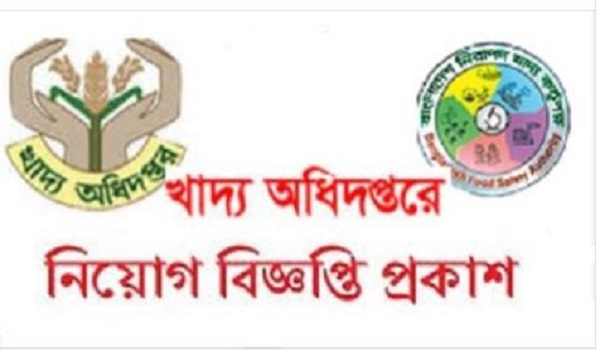 Ministry of Food job Circular Related Notice
