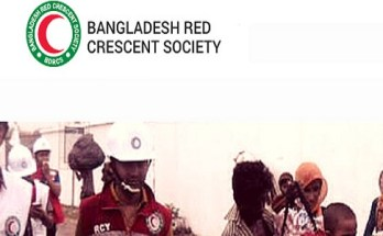 Bangladesh Red Crescent Society Job Circular 2019