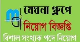Meghna Group Industries Job Circular 2019