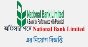 National Bank Limited Jobs Circular Apply