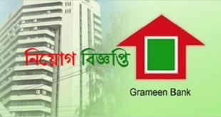 Grameen Bank Limited Job Circular Apply 2019