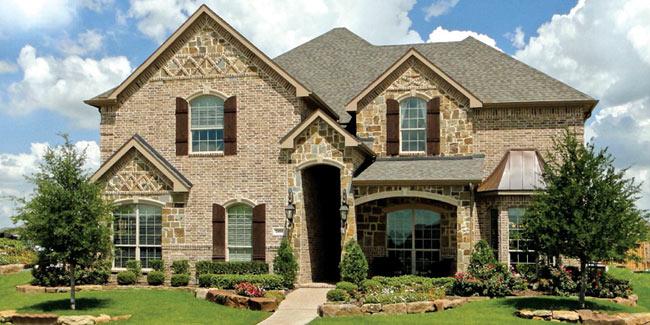 First Texas Homes  Builder And Developer Magazine