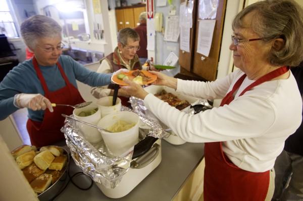Soup Kitchens Volunteer  Wow Blog