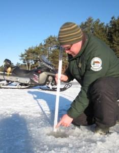 Ice conditions improving caution still urged also  outdoors bangor rh bangordailynews