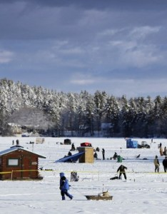 Ice conditions improving caution still urged  outdoors bangor daily news bdn maine also rh bangordailynews