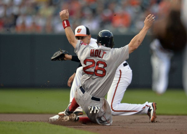 Former Deering Standout Helps Orioles Beat Red Sox — Baseball