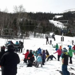 Chair Lift Accident Parson Dining Chairs 7 Injured After Sugarloaf Chairlift Malfunctions Goes Backward Mid Maine Bangor Daily News Bdn