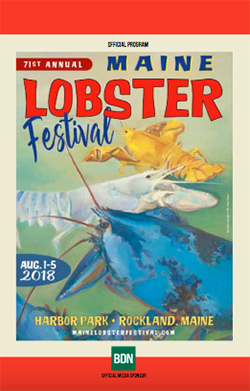 2018 Maine Lobster Festival Guide