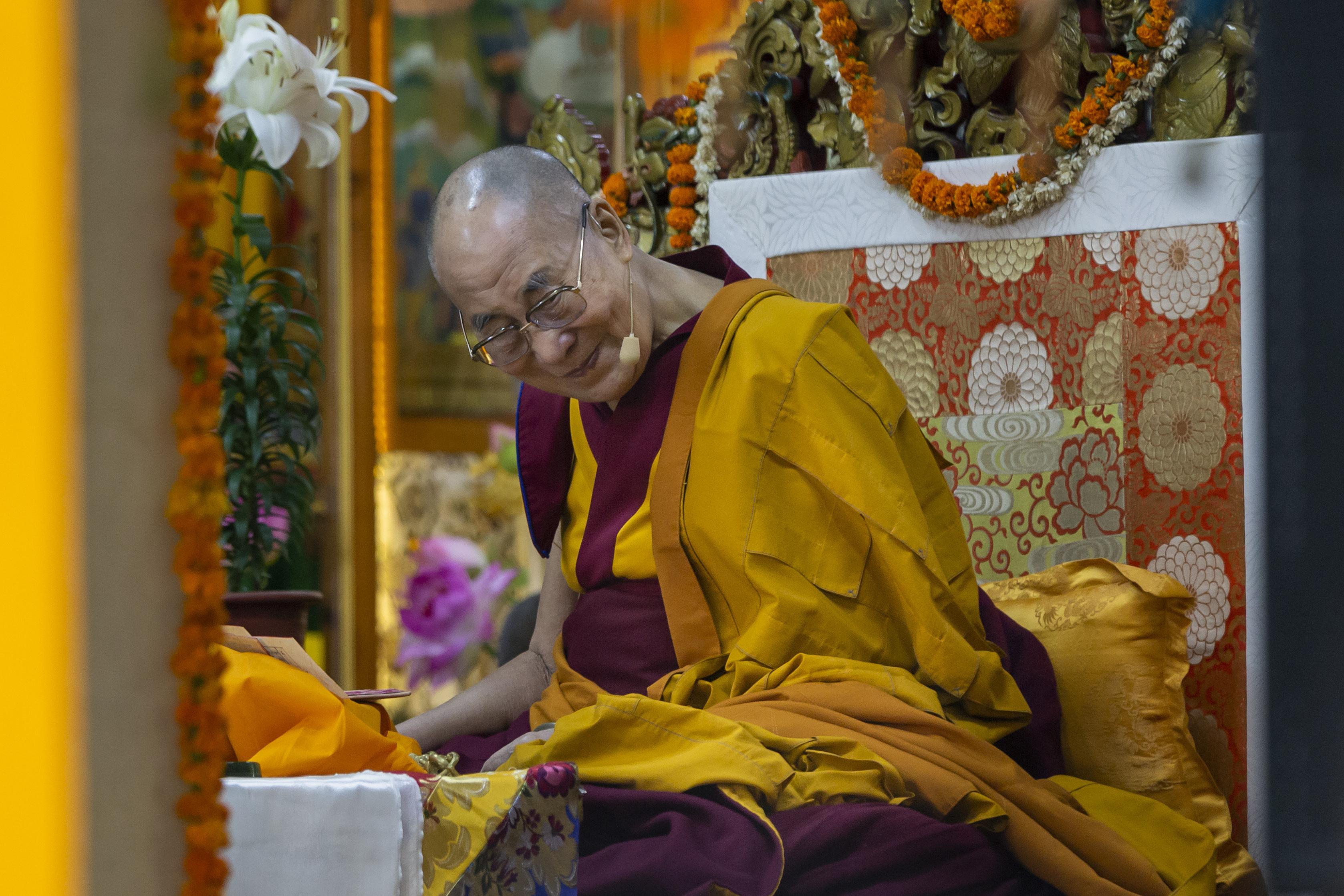 Dalai Lama Says Trump Has A Lack Of Moral Principle