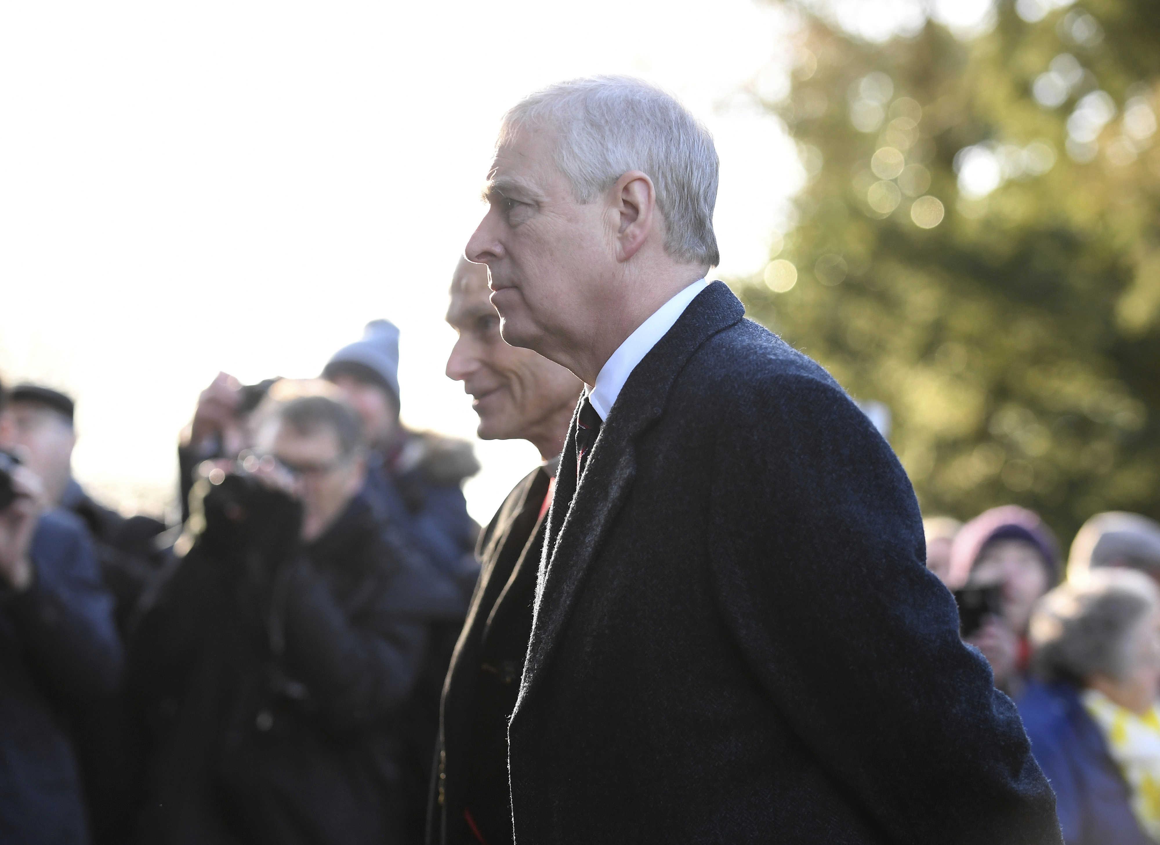 New Pressure On Prince Andrew To Help Jeffrey Epstein Investigation