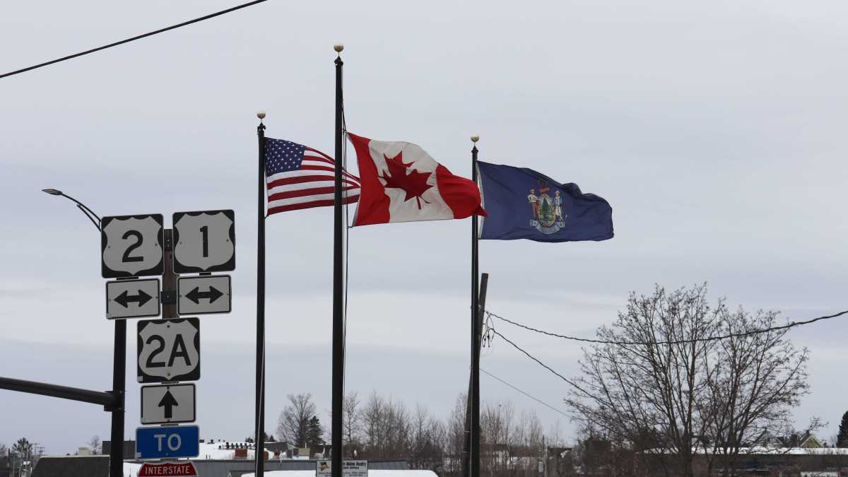 U S Canada Border Closure Extended To June 21