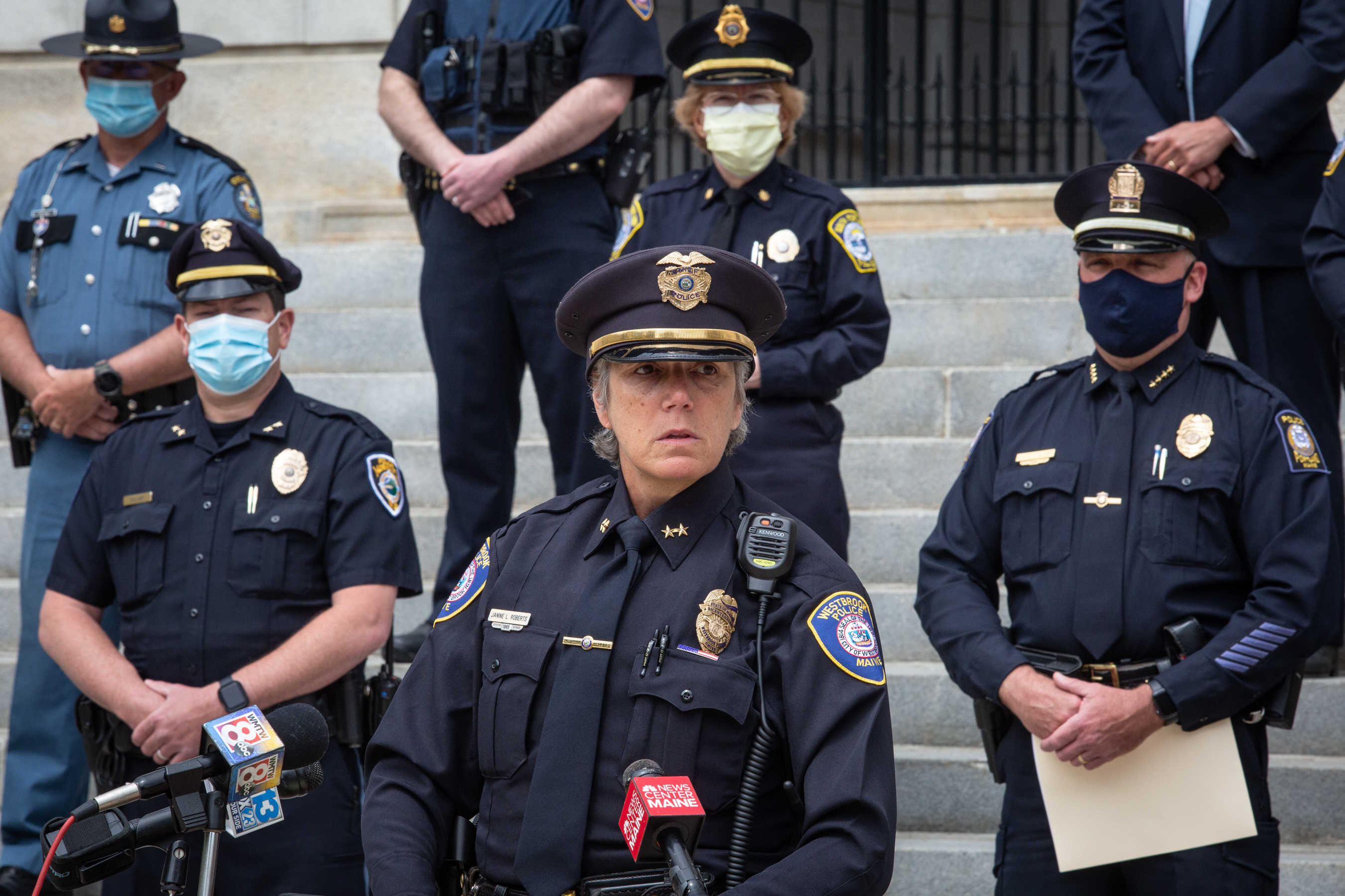 Maine police say they want to end racism in policing but have opposed  efforts to track their treatment of minorities