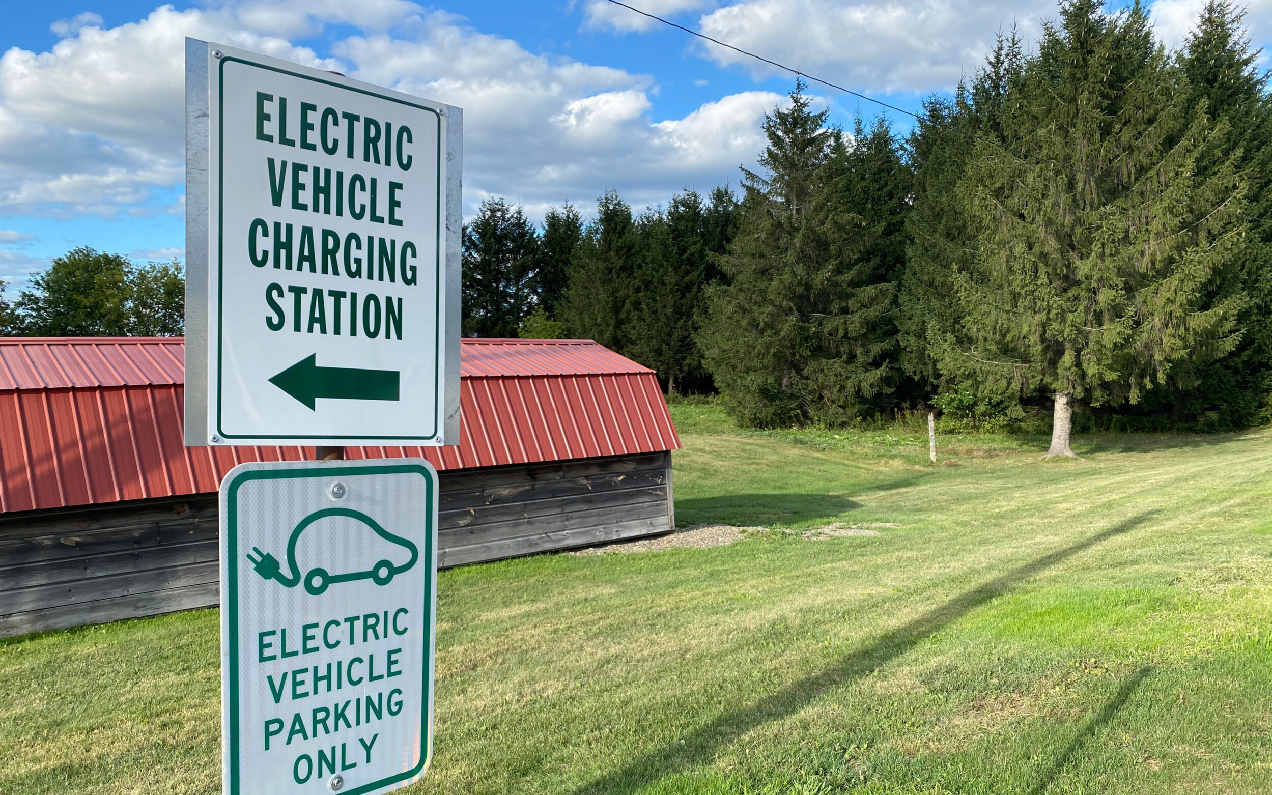 Electric Vehicle Charging Stations Increase In A County That Barely Uses Them,Blue Eyes Warm Chocolate Brown Hair Color