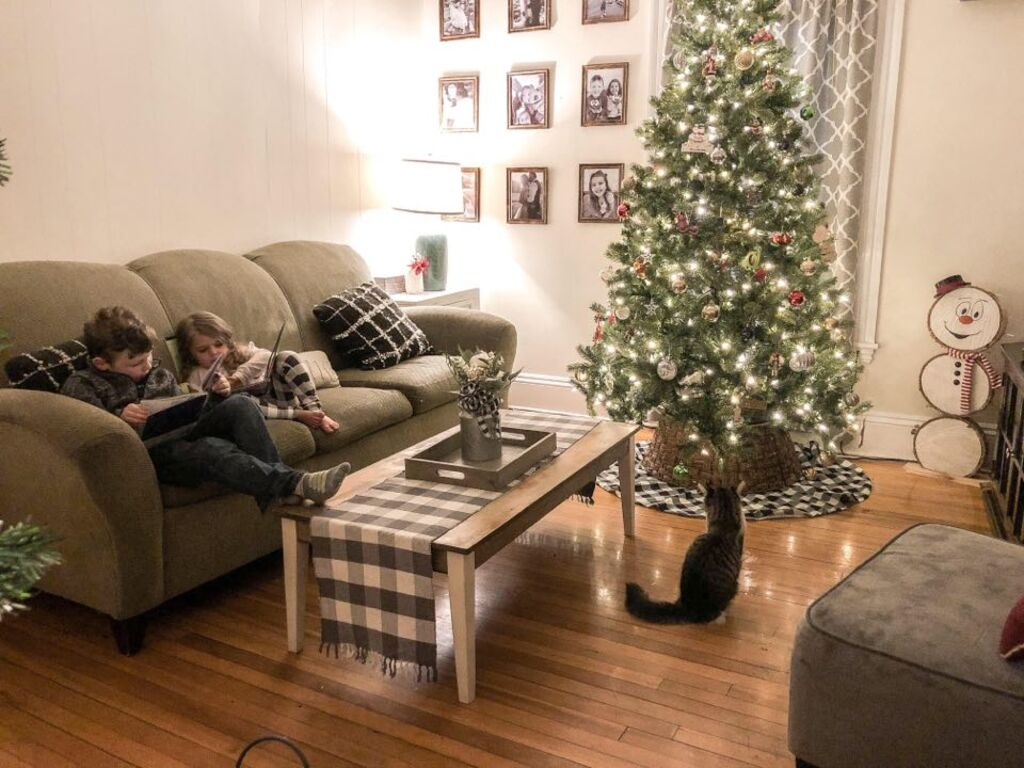 In 2020, early Christmas decorations are bringing Mainers some