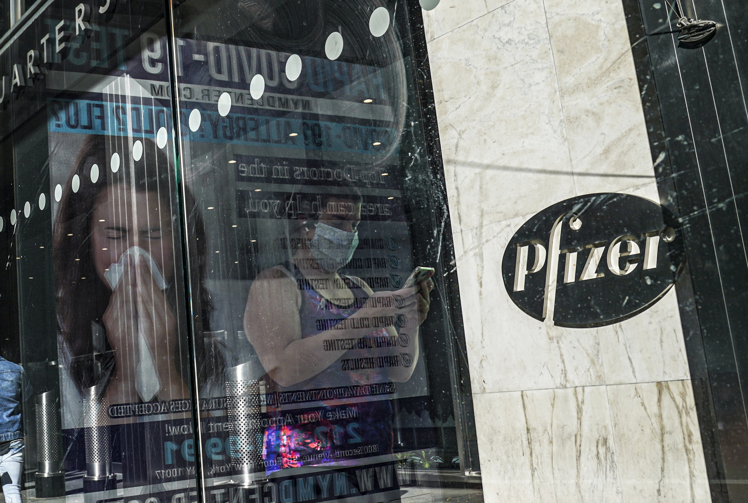 Maines initial share of Pfizer vaccine is far...
