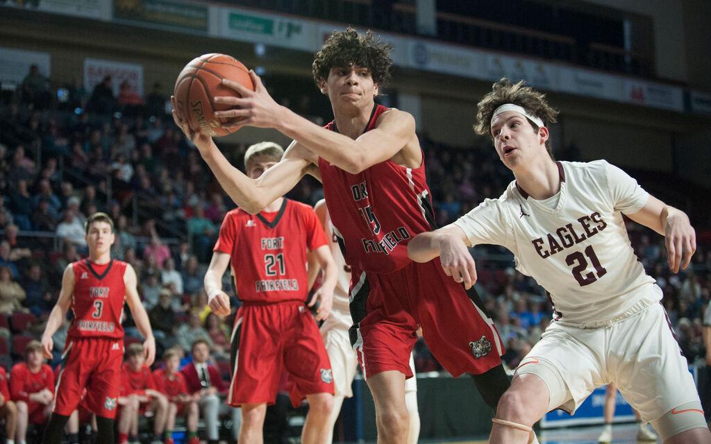 Maine high school basketball games are still weeks...