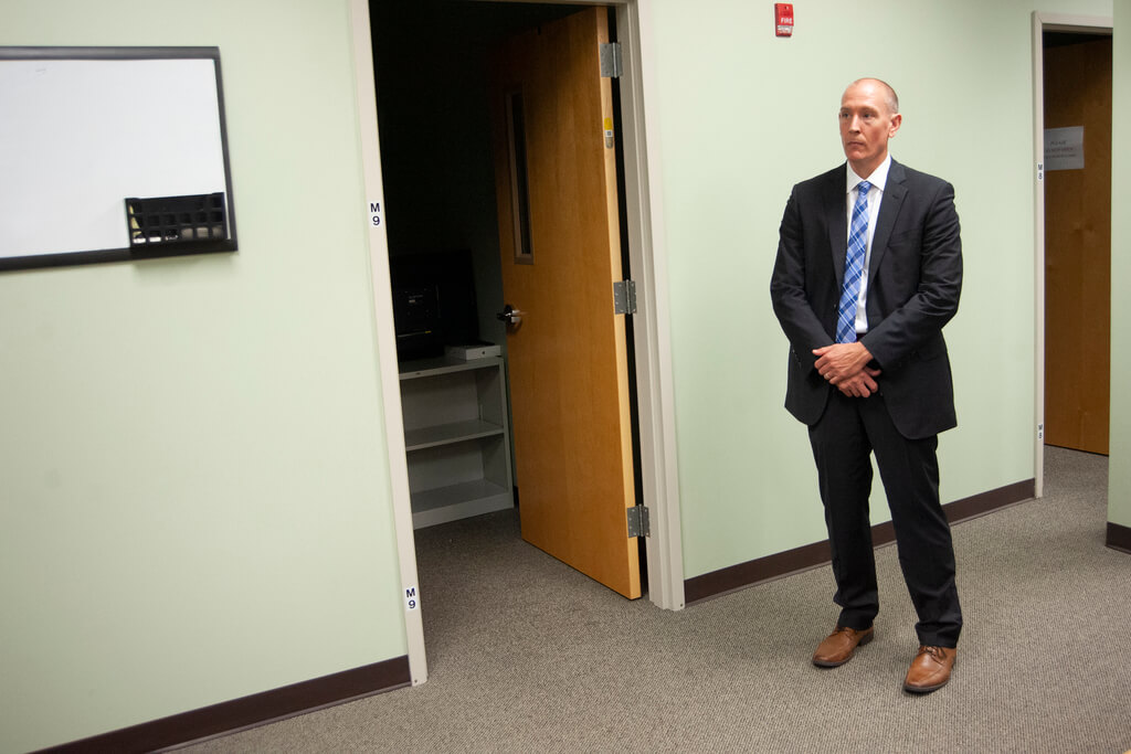 Opinion: Police surveillance center pits Maine people versus Big Brother