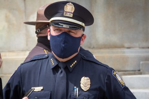 Portland police chief resigning to take job with private sectorfirm