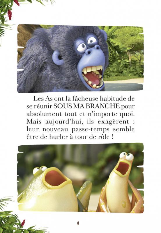 Miguel Les As De La Jungle : miguel, jungle, Foudroie, (Elisabeth, Sevin), Comédie, [BDNET.COM]