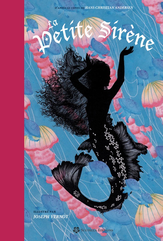 La Petite Sirene En Anglais : petite, sirene, anglais, Petite, Sirène, (Joseph, Vernot), Contes, Légendes, [BDNET.COM]