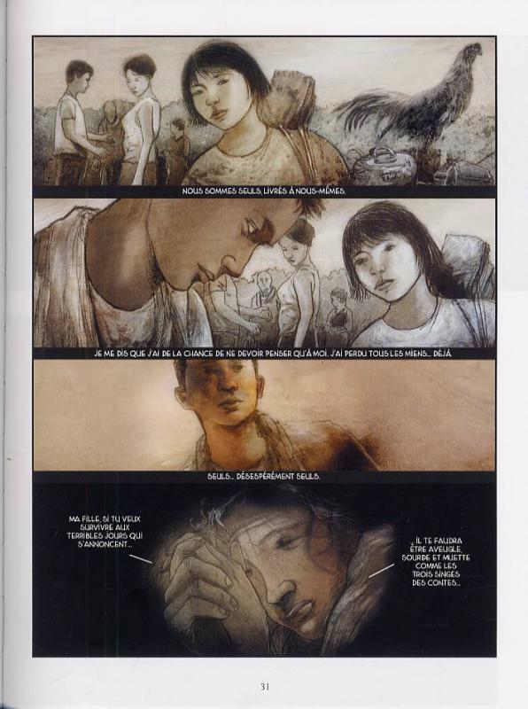 Les Filles De La Terre Et De L'eau : filles, terre, l'eau, L'Eau, Terre, (Séra), Roman, Graphique, [BDNET.COM]