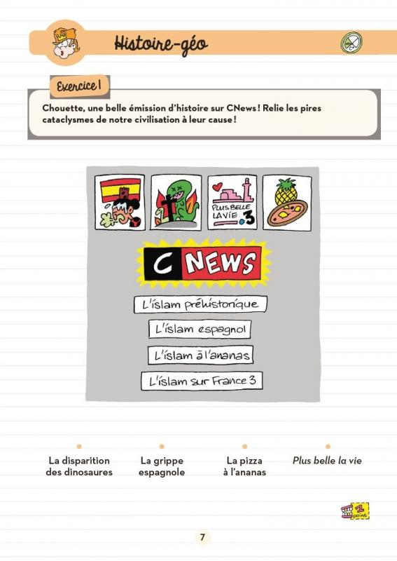Cahier De Vacances De Manu : cahier, vacances, Serie, Cahier, Vacances, [BDNET.COM]