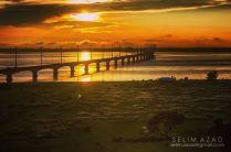 Jamuna River Bridge Bangladesh - Taken By Selim Azad
