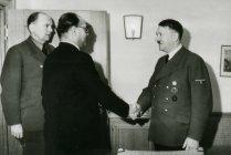 Netaji Suvash Chandra Basu with Hitler