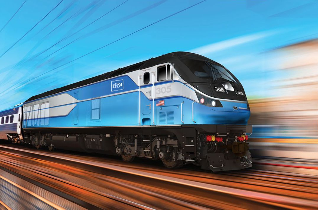 Bangladesh Railway to Buy 40 High Speed Locomotive From USA - Progress Railway Service