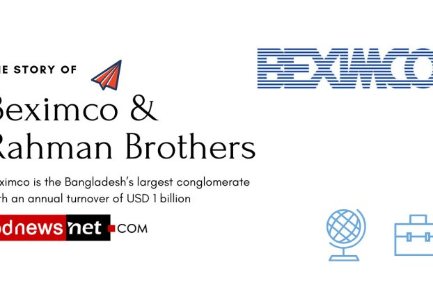 Beximco is one of the top most private Bangladeshi companies,