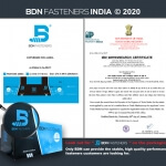 BDN Packaging copyright registration approval announcement!