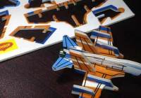 Paper Airplane puzzle